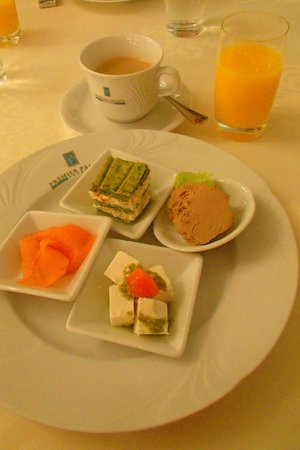 Premier Palace Hotel & Spa : Breakfast, stunning loads of choice