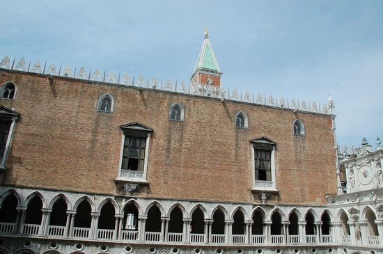 Palazzo Ducale : The Doge Palace