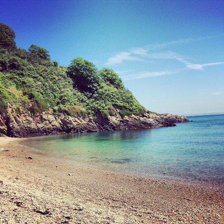 Fermain Bay: Clear water, beautiful