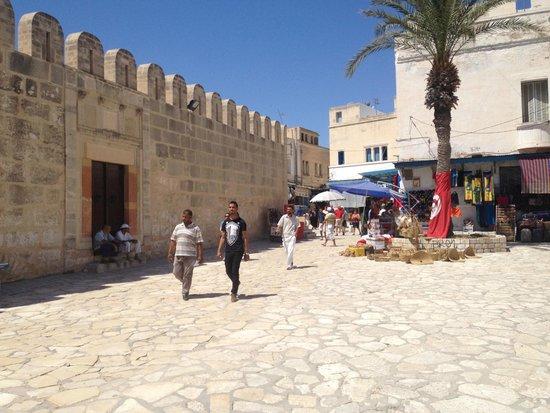 Ramada Liberty Resort Hotel: Sousse Mosque