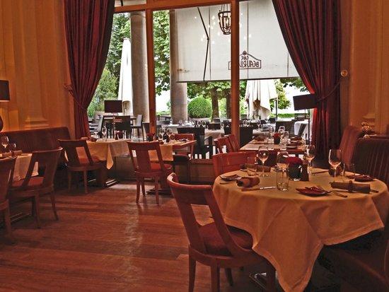 Café Beau-Rivage : Restaurant