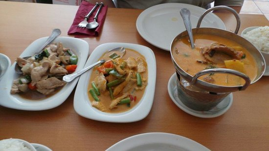 Boonnak Thai: Beautifully delicious Thai food at Boonak.