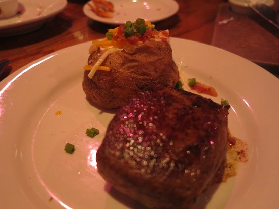 Outback Steakhouse : great dishes
