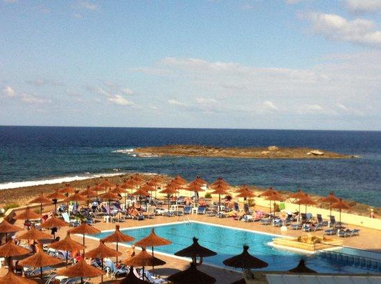 THB Sur Mallorca: Vistas desde la habitación