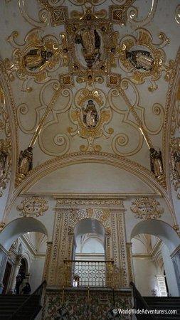 Museo Xolo : Oaxaca Museum Ceilings
