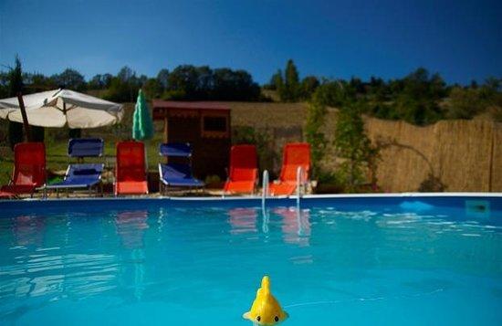La Pietra Rara: piscina 24/24
