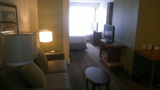 SpringHill Suites Minneapolis Eden Prairie: Front room