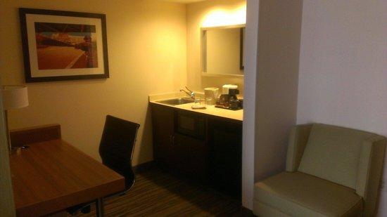 明尼阿波利斯伊甸草原斯萬豪春丘套房飯店照片