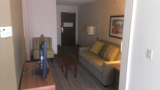 SpringHill Suites Minneapolis Eden Prairie: Front room