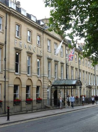 Francis Hotel Bath - MGallery by Sofitel: The Francis Hotel one of Britains finest