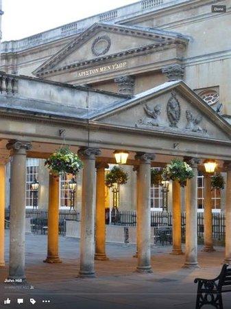 Francis Hotel Bath - MGallery by Sofitel: the Roman Baths