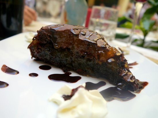 Osteria Ae Sconte: Sacha torte