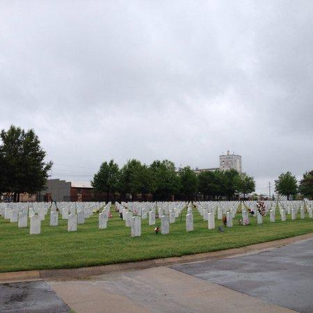 Fort Smith National Cemetery: Fsnc