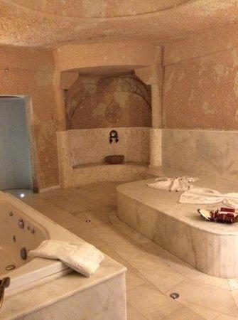MDC Hotel: the amazing bathroom!