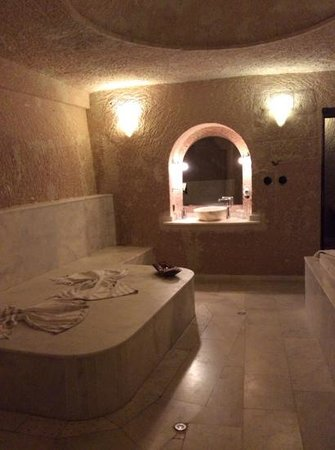 MDC Hotel : another view of the bathroom