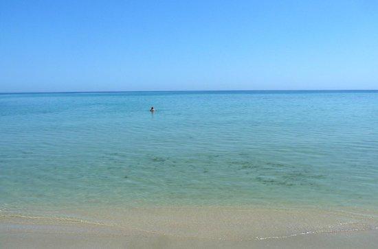 Hotel Cedrino: Beach Cartoe is DEFINITELY worth a trip. It even has a great kiosk!