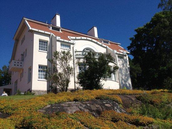 Urho Kekkonen Museum Tamminiemi: Tamminiemi