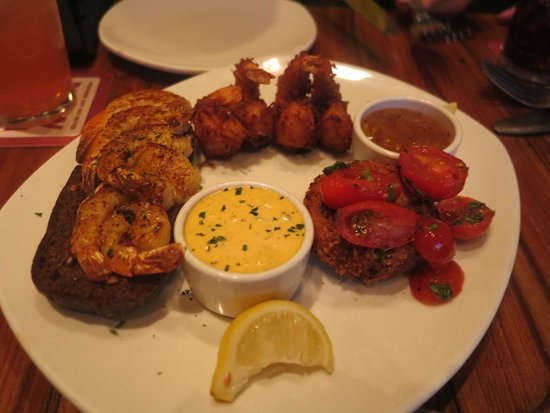 Outback Steakhouse : tasty