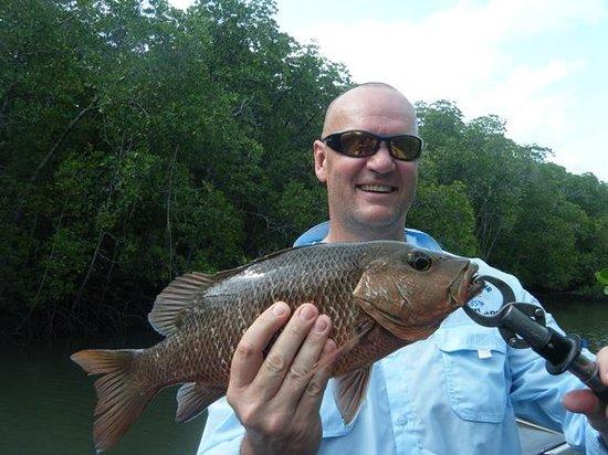 Clearwater Island Lodge: Fishing