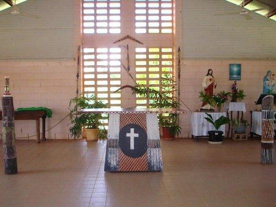 Clearwater Island Lodge: Local Church