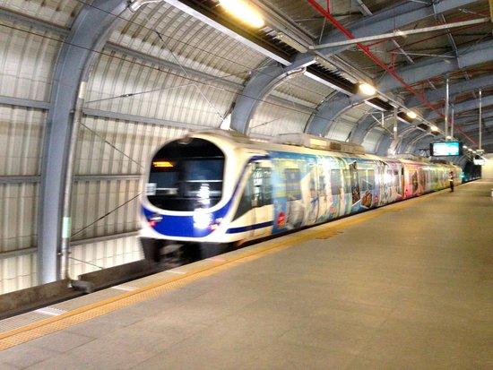 Airport Rail Link: シティライン