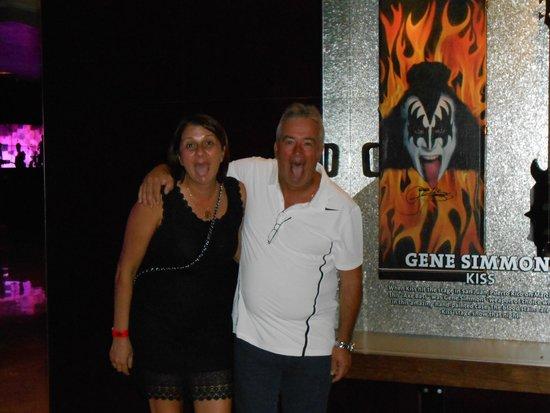 Hard Rock Hotel Panama Megapolis: HARD ROCK CAFÉ PANAMÁ
