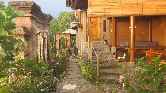 Puri Lumbung Cottages: Cottages