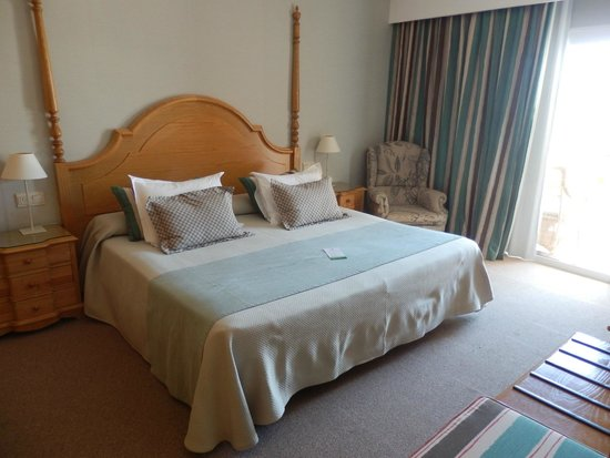 XQ El Palacete: Suite 55 bedroom