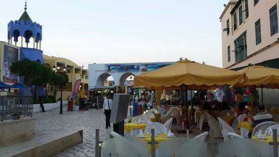 Yasmin Hammamet : Medina centre