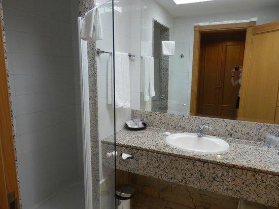 XQ El Palacete: Suite 55 bathroom