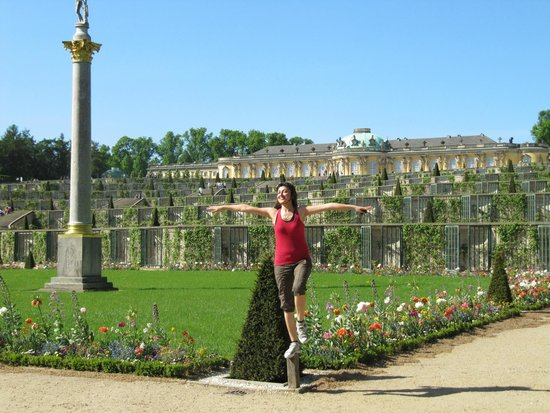 Potsdam's Gardens : Just feel like in tailand :P