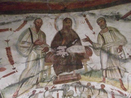 Catacombe SS. Marcellino e Pietro