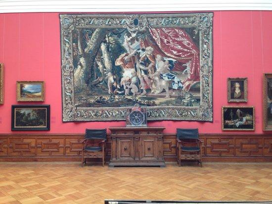 Nationalgalerie: National Museum - National Gallery