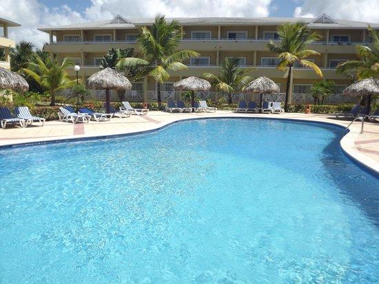 Grand Bahia Principe El Portillo : Relaxing pool