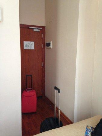 HLG CityPark Pelayo Hotel : porta