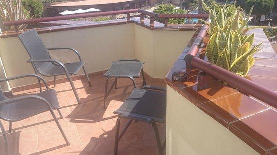 Barcelo Corralejo Bay : balcony