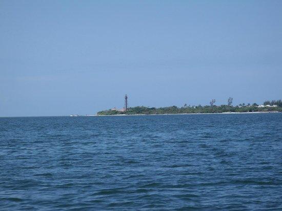 Magic Wind Adventure Sailing: Lighthouse on Sanibel Island