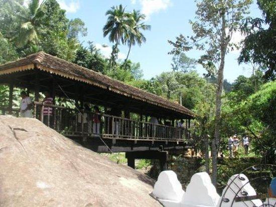 Bandarawela Hotel : Bogoda Wooden Bridge