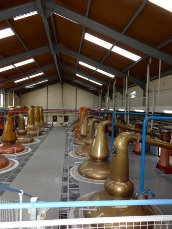 Glenfiddich Distillery: Where the magic happens