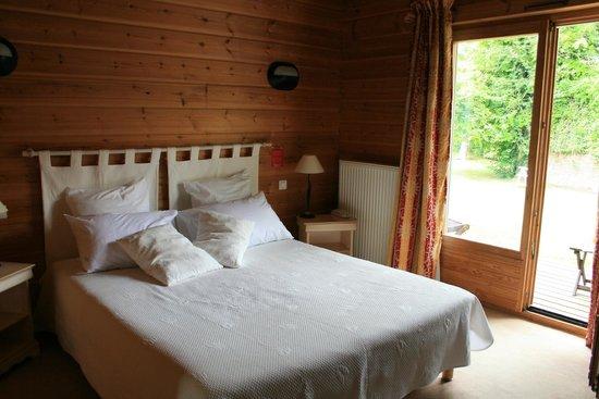 Les Trois Fontaines: Room 17