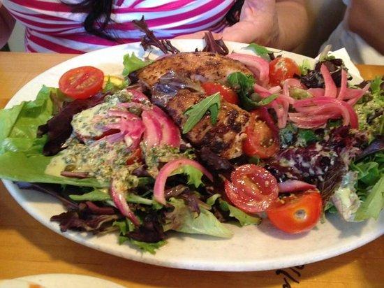 Five Loaves Cafe: Shark Salad