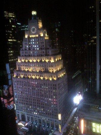 Millennium Broadway Hotel New York: vista dalla camera