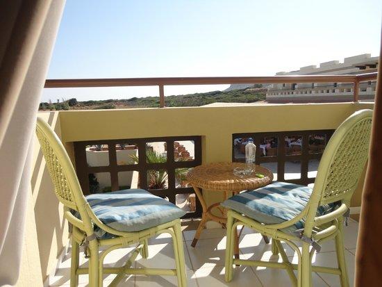 Grecotel Meli Palace: балкон