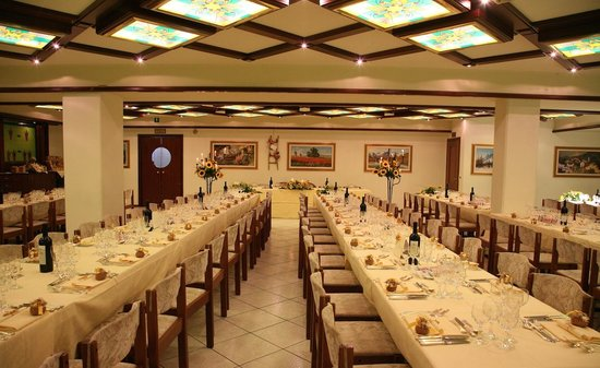 Hotel Comtes de Challant : ricevimento nuziale