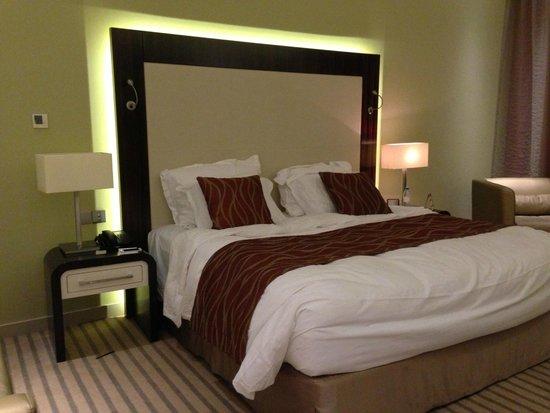 Auris Plaza Hotel: beautiful illumination
