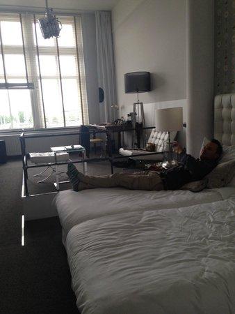 Hotel New York: kamer