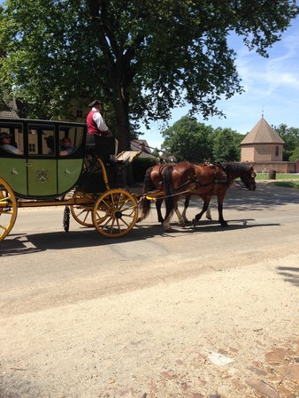 Colonial Williamsburg : Streets of CW