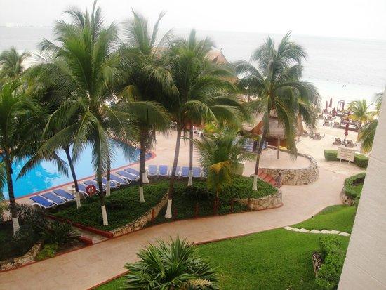 Casa Maya Cancun : Vista desde la habitación