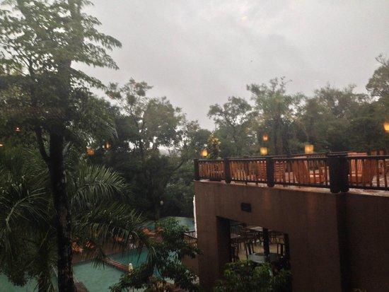 Loi Suites Iguazu : vista desde el lobby