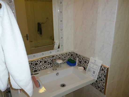 North Star Hotel : Baño